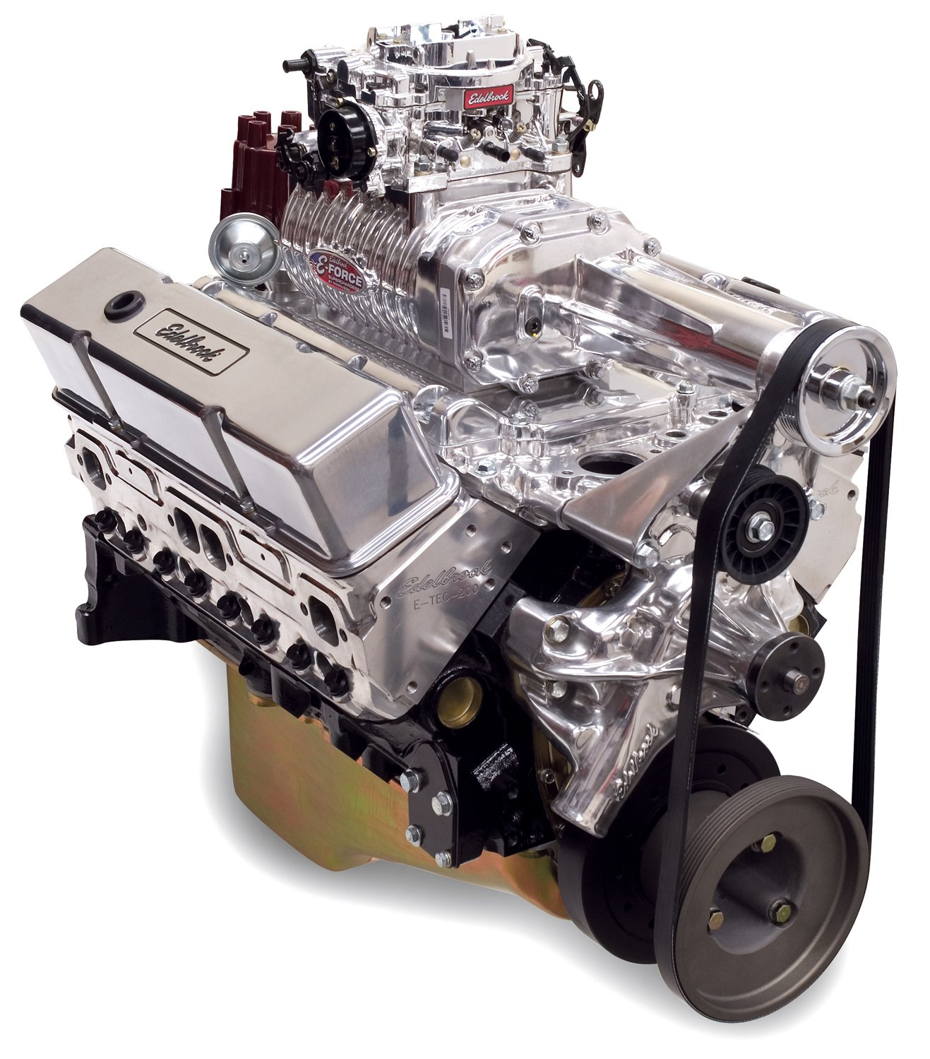 Edelbrock 46501 Crate Engine E-Force RPM Supercharged 9.5:1