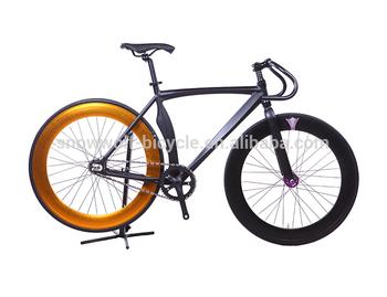 Goud Fixed Gear Fiets Velgenwit Fixie Fixed Gear Fiets Framezwart Fixie Kader Buy Goedkope Racefietsenlichtmetalen Velgen 700c Fietscustom Bike