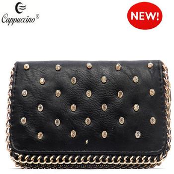 7bd1e5d2b564 2018 Guangzhou china manufacture fashion design elegant women hand purse  new style