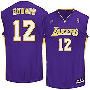 NBA Los Angeles Lakers Dwight Howard Road Youth Replica Jersey - Size   Medium b2f34cf7a