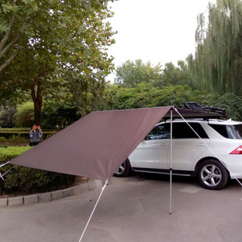 4x4 4wd Offroad Waterproof Side Awning Roof Top Tent Camping