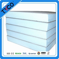 50mm Extruded Polystyrene Tile Ready Insulation Board