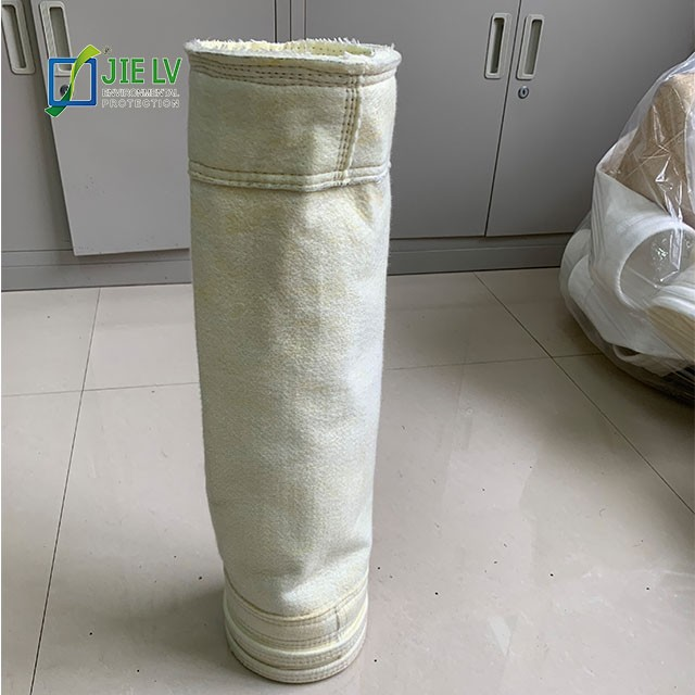 PP P84 PTFE FMS Nomex Debu Filter Bag