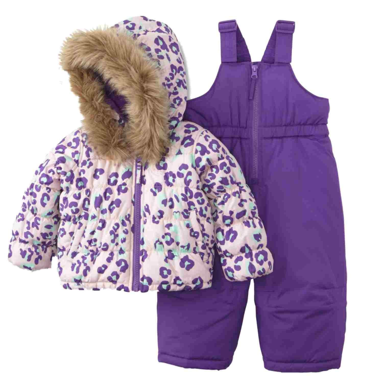 f841391d23ab Cheap Infant Snowsuit For Girls