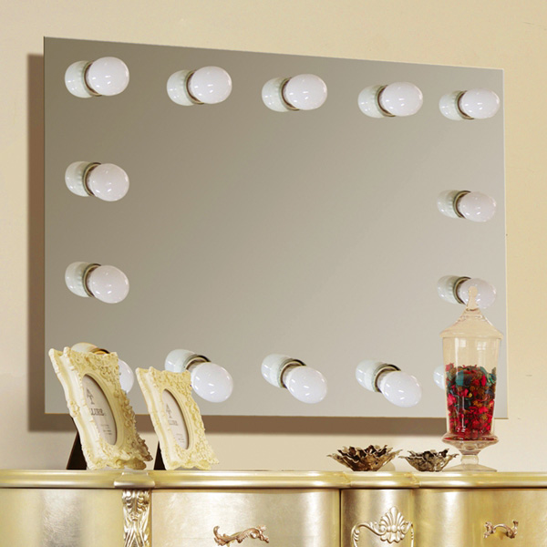 Foshan Manufaturer Salon Station Vanity Mirror Lights