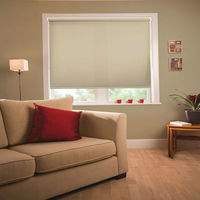 Different color Sunscreen electric roller blinds for room