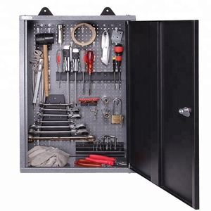 industrial professional cnc workshop hanging tools metal steel cheap storage cabinet
