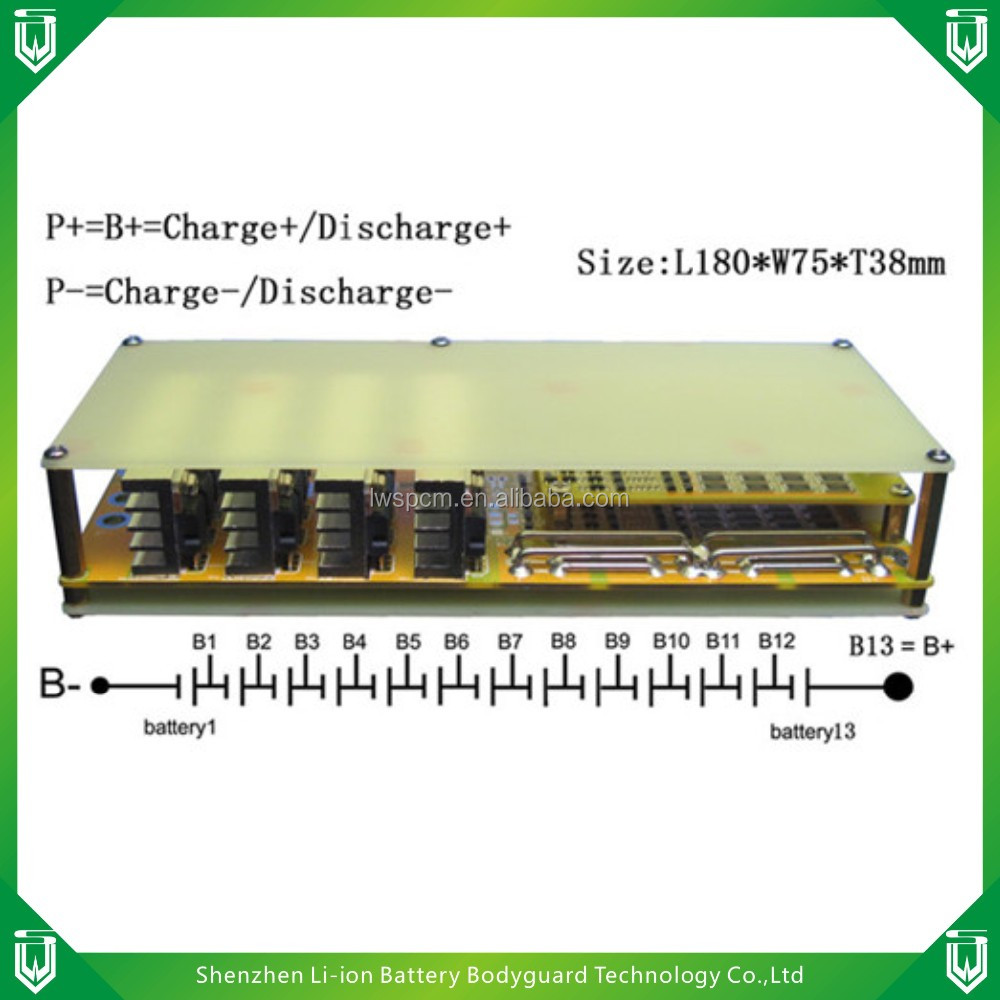 China Battery Circuit Manufacturers And Li Ion 18650 7 2v 4v Protection Module Pcm C D 2 Suppliers On
