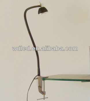 5w Metal Clamp Led Snake Light
