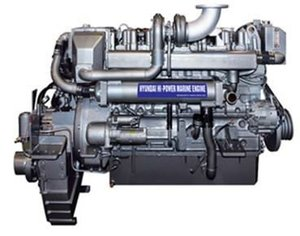 D & H MARINE ENGINE