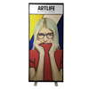 wholesale aluminum frame portable led crystal poster sign lightbox