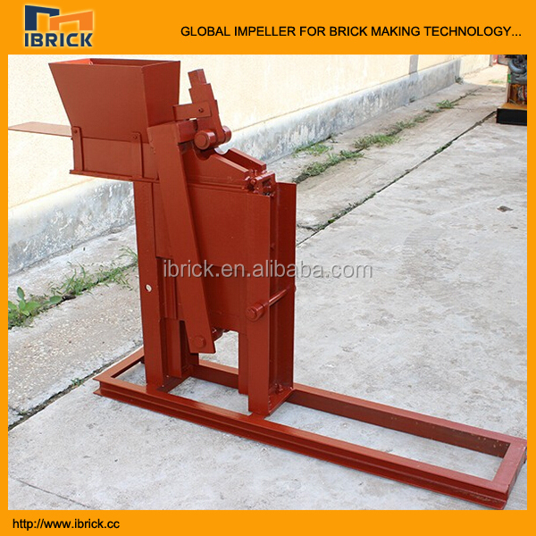 Cheapest Place To Buy Bricks: Cheap Price Small Manual Type Brick Making Machine In Sri