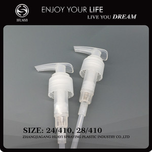 24mm 28mm plastic liquid soap dispenser pump, lotion pump