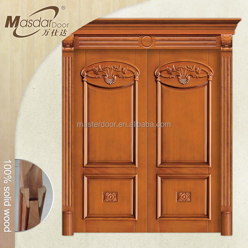 48 inch for Double door design catalogue