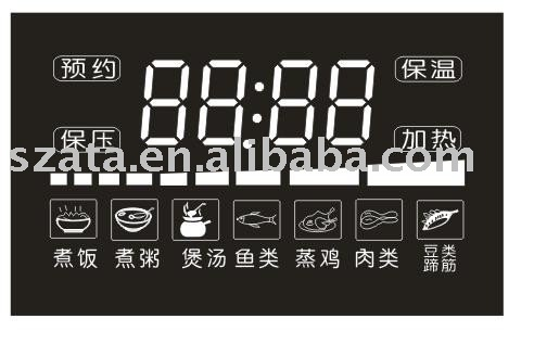 Microwave Oven Led Display Screen 3 0 Inch Product On Alibaba