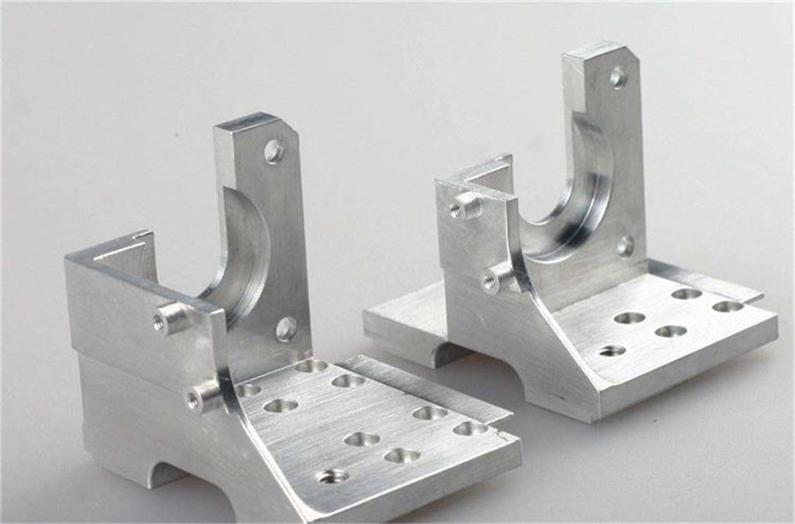 aluminum milled part-2