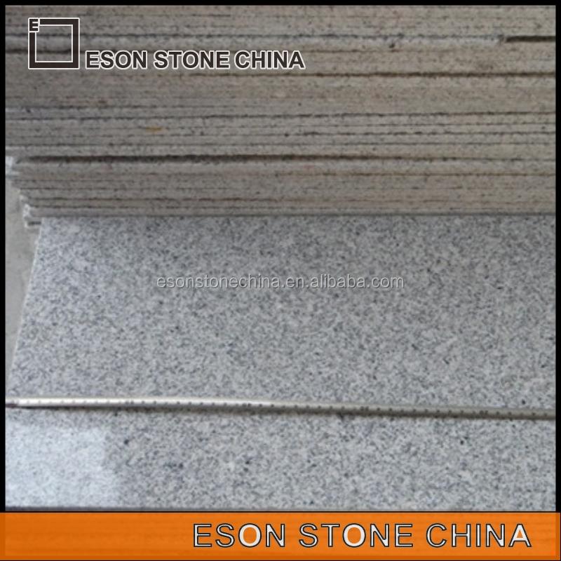 eson piedra chino popular granito gris g azulejo fino para la pared exterior y el piso