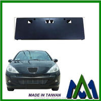 AUTO ACCESSORY FRONT LICENSE PLATE FOR PEUGEOT 206 PLUS 2008-ON LICENSE PLATE PEUGEOT PART