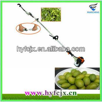 olive picking machine
