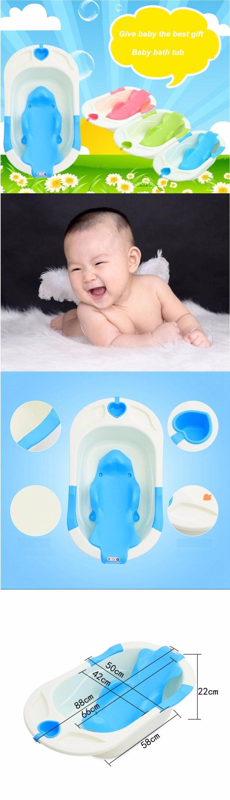China Wholesaler Indoor Portable Bathtub Kids Plastic Bathtub ...