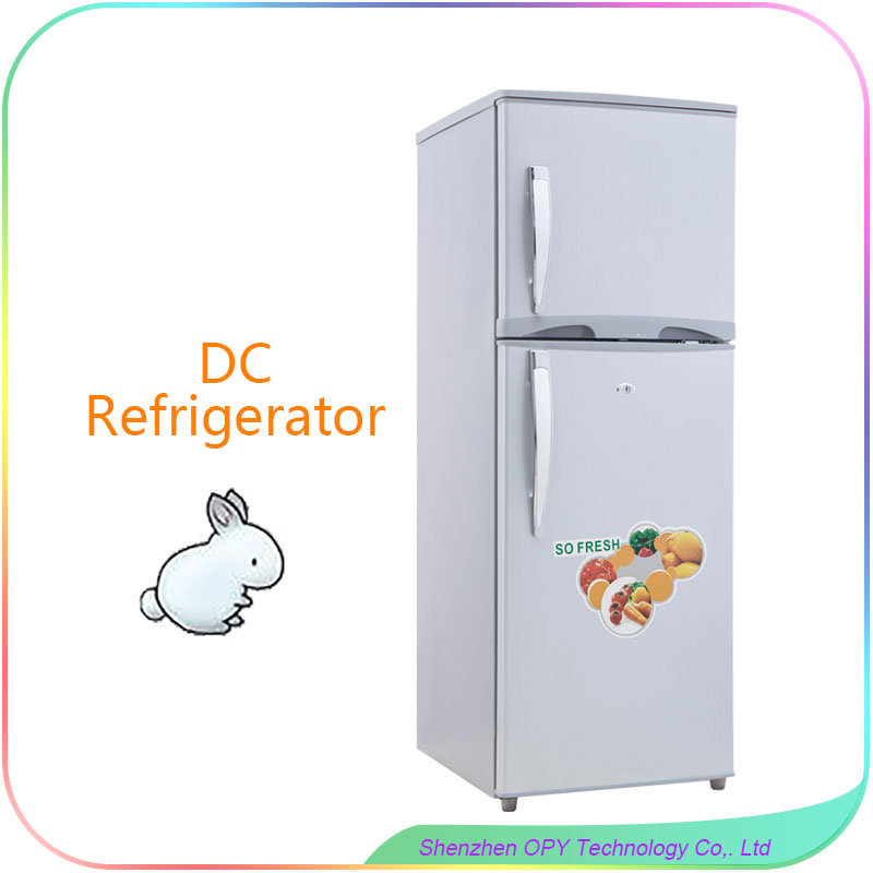 double door side by side solar powered refrigerator freezer australia