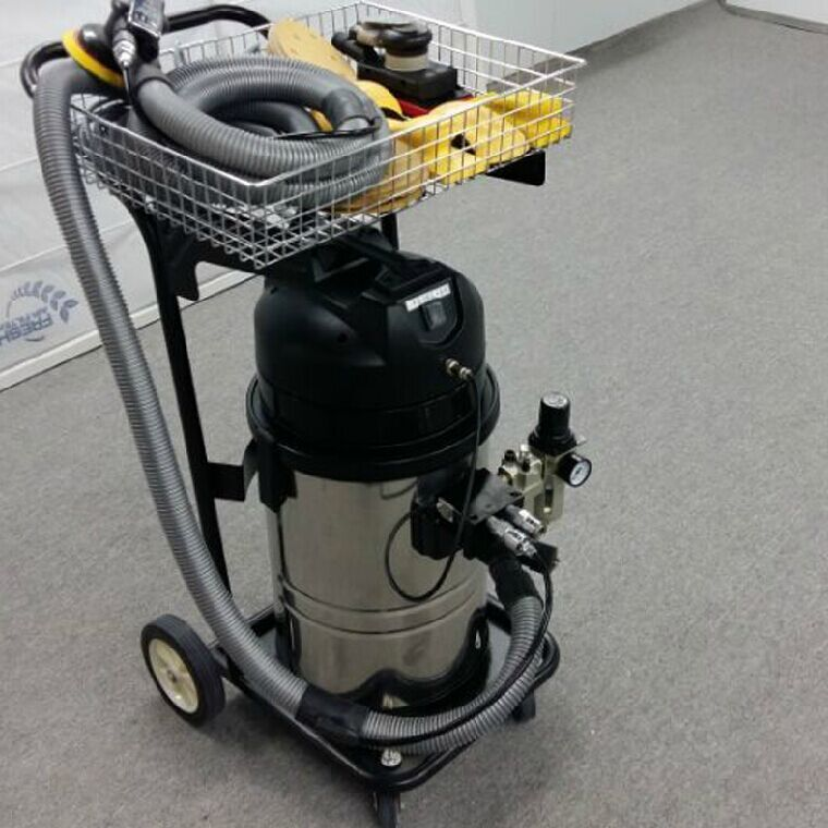 Автомобильной красоты оборудование чистым сухой мельница шлифовальный станок пневматический поверхность краски обслуживание