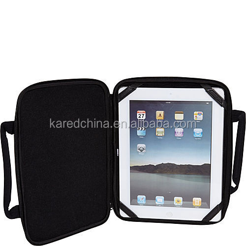 cute waterproof shcool laptop bag custom leather keyboard case 12 inch tablet