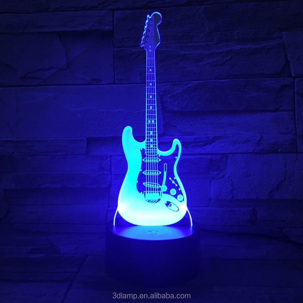 Gro 223 Handel Gitarre Lampe Kaufen Sie Die Besten Gitarre