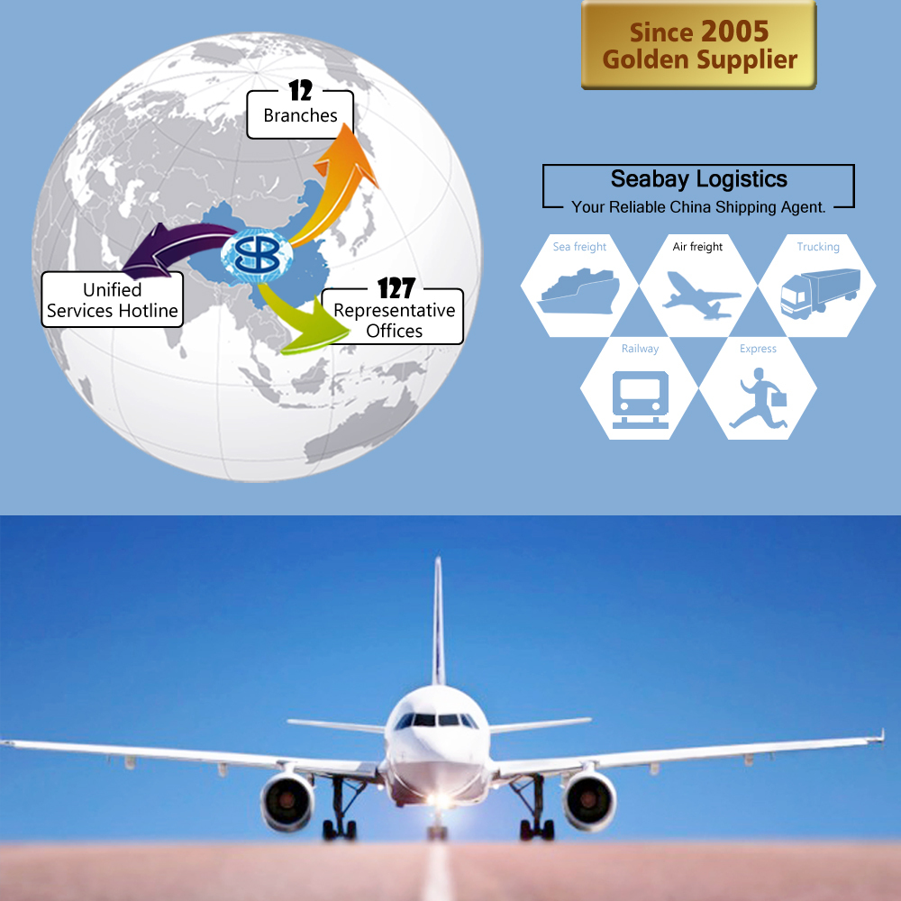 cheap reliable china air freight cargo forwarder shipping service rates to mexico