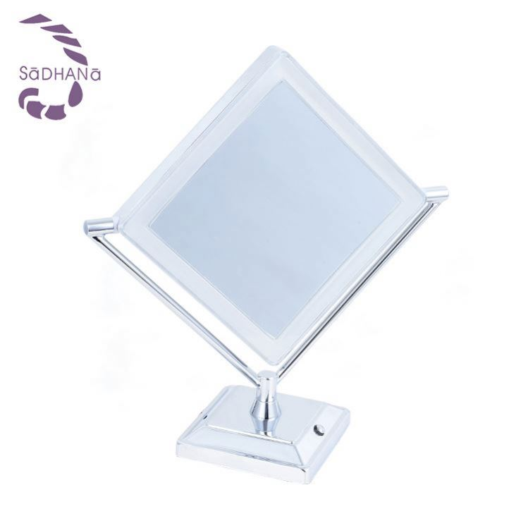 High quality custom framed framing a mirror 10x magnifying cosmetic mirrors