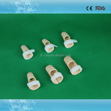 Best selling products plastic splint sprained finger immobilizer medical finger splint