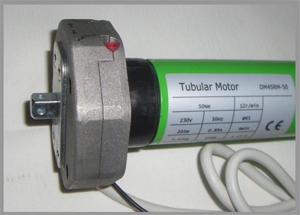 Tubular motor for rolling shutter for Electric motor for skylight