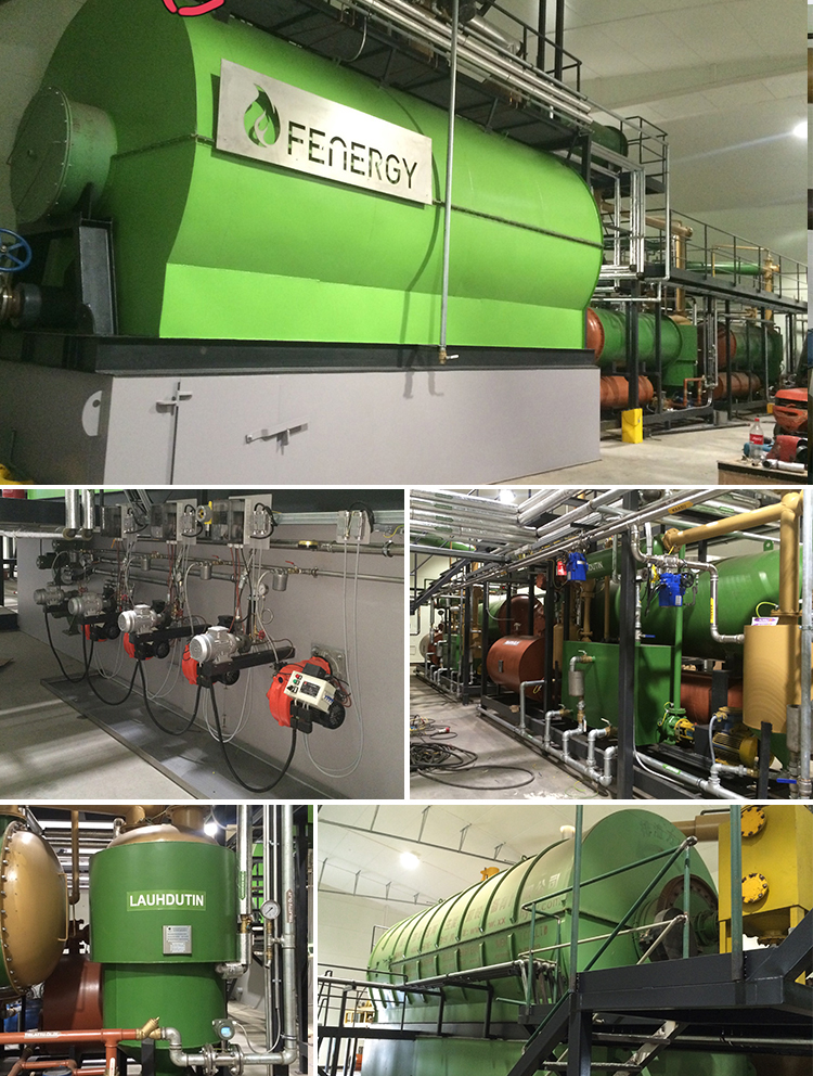 Home Waste Garbage Waste Plastic Pyrolysis Plant Recycling Machine To Oil  In Finland - Buy Waste Plastic Pyrolysis Plant,Home Waste Pyrolysis