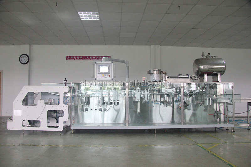 Verified quality resonable price stand-up pouch packing machine for yoghourt