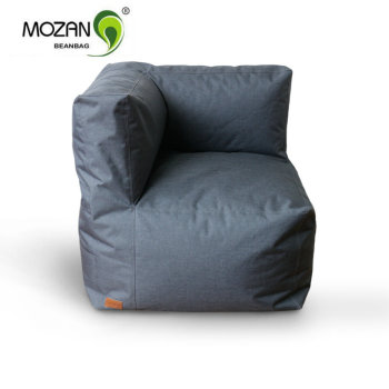 Lazy Lounger Bean Bag Corner Sofa Cover
