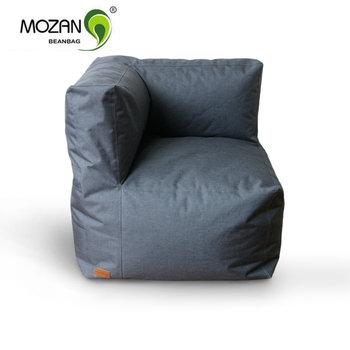 Lazy Lounger Bean Bag Corner Sofa Cover Waterproof