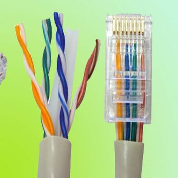 lan cable color code pdf