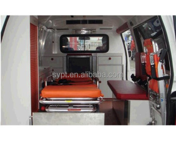 Toyota Hiace Ambulance Interior Trim Parts- Aluminum Alloy