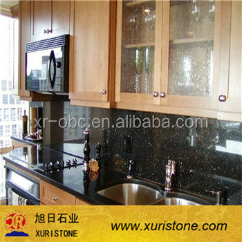 Absolute Black Granite Kitchen Worktops,Kitchen Table Tops,Natural Black  Granite Benchtops - Buy Absolute Black Granite Kitchen Worktops,Kitchen  Black ...