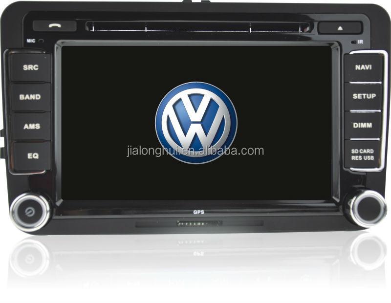 7\touch Screen Car Audio Radio Gps For Vw Golf Polo Jetta Touran Rhalibaba: Vw Touch Screen Radio At Gmaili.net