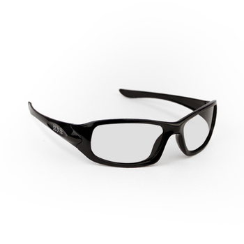 Hot sale cinema film free sample fast shipping plastic black frame 3d glasses for projector