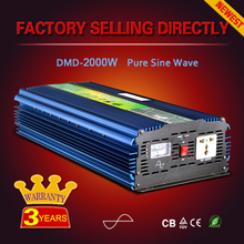 DC to ac single output pure sine wave inverter voltage converter 220 24
