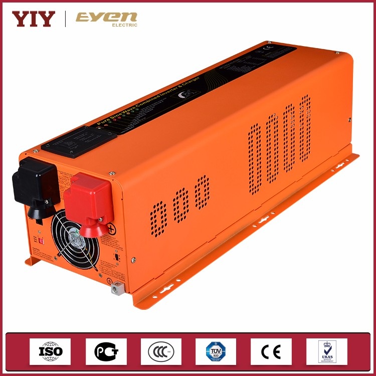 1500W power car inverter dc 12v ac 220v for solar power system home