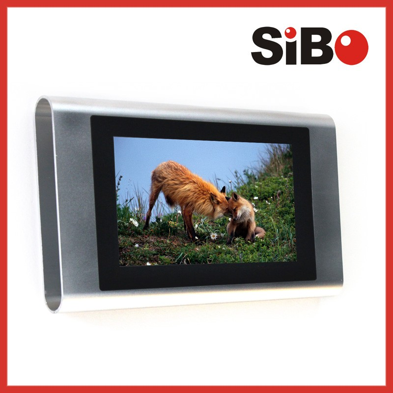 7 inch Android Wall Mount Tablet For Room Booking And Digital Signage