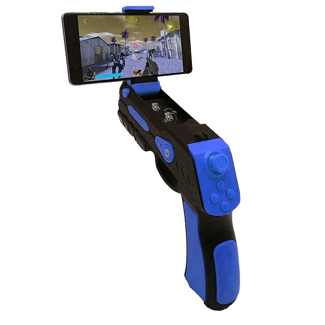 Augmented Reality AR Speelgoed Game Gun Met Bluetooth Voor iOS Android Telefoon