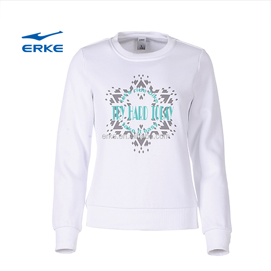 Sweatshirts For Women Without Hood | Fashion Ql