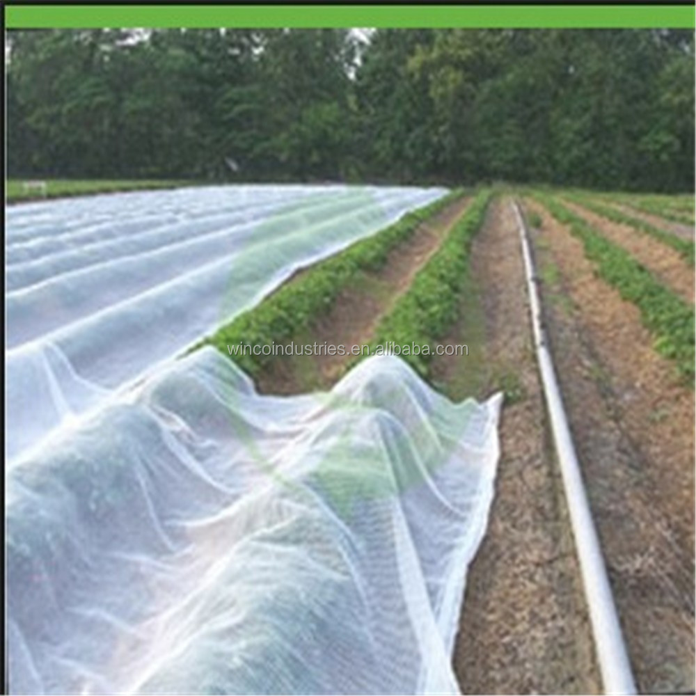 Floating Row Crop Cover / Frost Blanket / Garden Fabric Plant Cover
