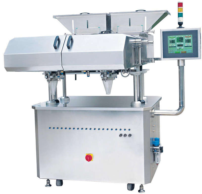 Best Selling Products Automatic Coffee Capsule Counting and Filling Machine with CE ISO