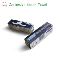 China factory wholesale cotton beachtowel compressed beachtowel