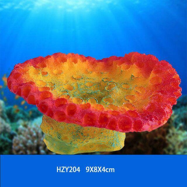 China Manufacture Aquarium Reef Artificial Coral